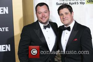 Michael Gladis and Rich Sommer