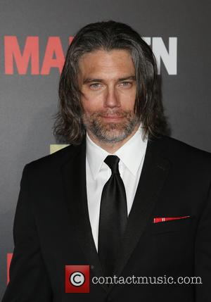 Anson Mount - A host of stars were photogrpahed as they attended the AMC Celebration of The Mad Men 7...