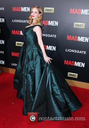 Christina Hendricks - AMC Celebrates The Mad Men 7 Episodes Of