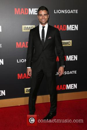 Colin Egglesfield - A host of stars were photogrpahed as they attended the AMC Celebration of The Mad Men 7...