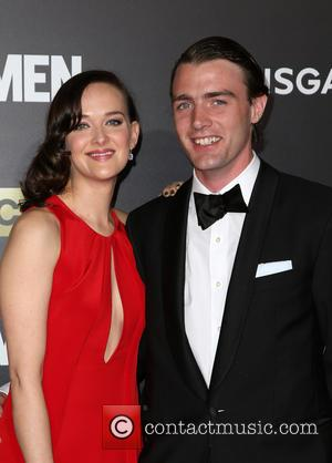 Jess Weixler and Guest - A host of stars were photogrpahed as they attended the AMC Celebration of The Mad...