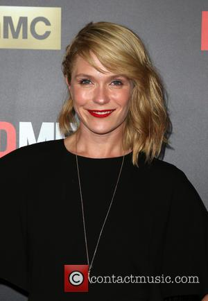 Katie Aselton - A host of stars were photogrpahed as they attended the AMC Celebration of The Mad Men 7...