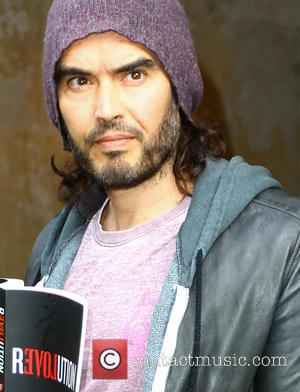 Russell Brand: 'My Cafe Is A New Business Model For The World'