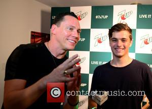 Djs Tiesto and Martin Garrix