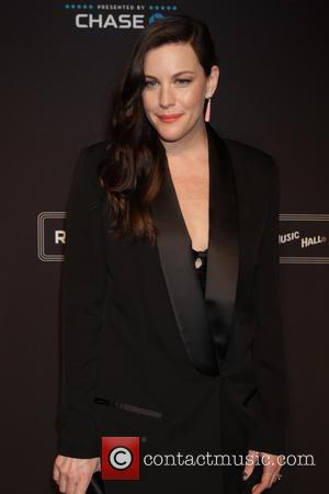 Liv Tyler - 2015 New York Spring Spectacular Opening Night at Radio City Music Hall - Arrivals at Radio City...