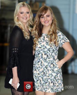 Tina O'Brien and Lucy Fallon