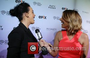 Katy Perry and Ali Fedotowsky