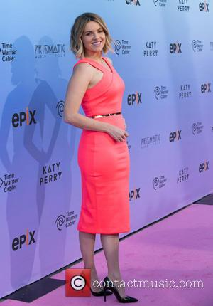Ali Fedotowsky - A host of stars were snapped as they attended the World TV premiere of Katy Perry: The...