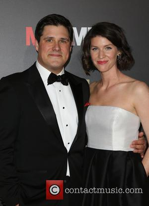 Rich Sommer and Virginia Donohoe