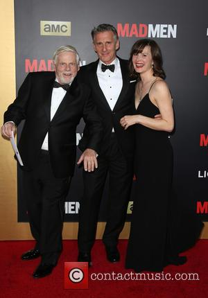 Robert Morse, Christopher Stanley and Kim Stanley