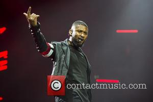 Usher Turns Wedding Singer