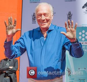 Christopher Plummer - Hollywood legend Christopher Plummer's hand and footprint ceremony at the TCL Chinese Theatre IMAX during the 2015...