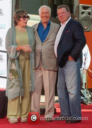 Christopher Plummer, Shirley Maclaine and William Shatner