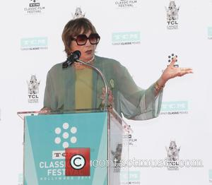 Shirley MacLaine - Hollywood legend Christopher Plummer's hand and footprint ceremony at the TCL Chinese Theatre IMAX during the 2015...