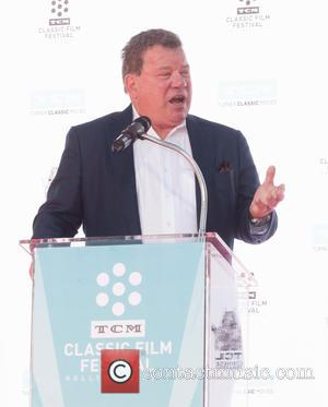 William Shatner - Hollywood legend Christopher Plummer's hand and footprint ceremony at the TCL Chinese Theatre IMAX during the 2015...