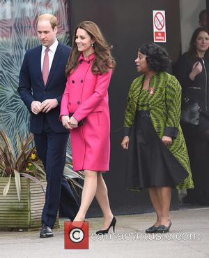 Catherine, Duchess Of Cambridge, Kate Middleton, Prince William, Duke Of Cambridge, Doreen Lawrence and Baroness Lawrence Of Clarendon