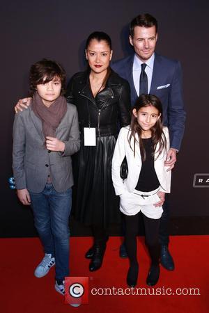 Alex Lundqvist and Family