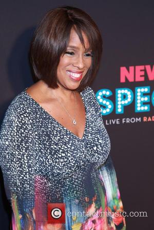 Gayle King - Opening night for The New York Spring Spectacular at Radio City Music Hall - Arrivals. at Radio...