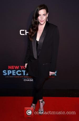 Liv Tyler - Opening night for The New York Spring Spectacular at Radio City Music Hall - Arrivals. at Radio...