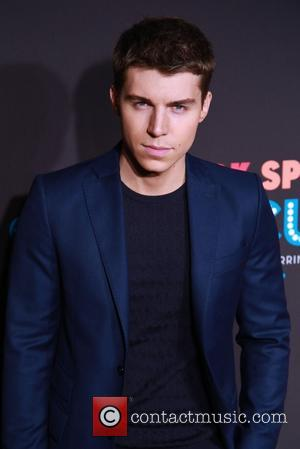 Nolan Gerard Funk - Opening night for The New York Spring Spectacular at Radio City Music Hall - Arrivals. at...