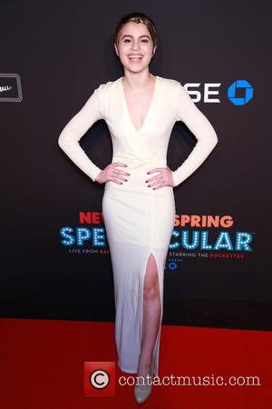 Sami Gayle - Opening night for The New York Spring Spectacular at Radio City Music Hall - Arrivals. at Radio...