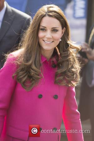 Catherine Duchess of Cambridge - The Duke and Duchess of Cambridge visit XLP at Christ Church, Gipsy Hill in London....
