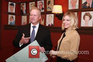 Max Klimavicius and Sienna Miller
