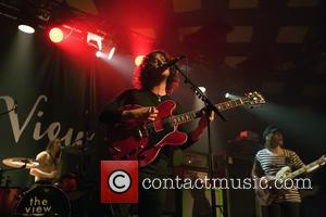 The View, Kyle Falconer and Kieren Webster