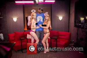 Playboy, Slink Johnson and Andrea Lowell