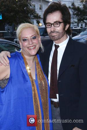 George Chakiris and Sky Palkowitz