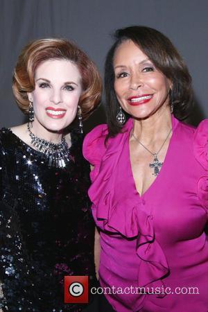 Katharine Kramer and Freda Payne