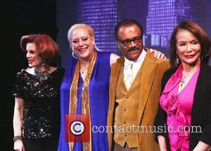 Katharine Kramer, Sky Palkowitz, Ted Lange and Freda Payne