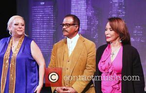Sky Palkowitz, Ted Lange and Freda Payne