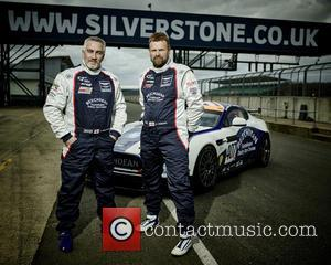 Paul Hollywood and Andrew Howard