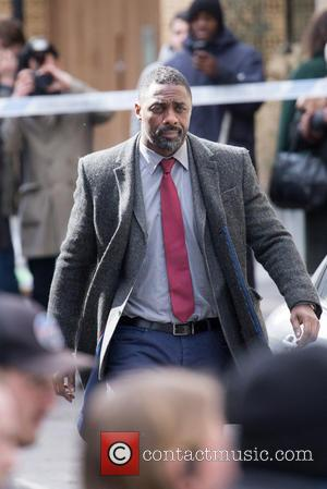 Idris Elba Sets Land Speed Record