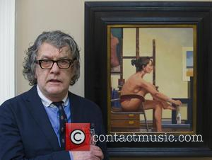 Jack Vettriano - Jack Vettriano launches the up and coming sale of a private collection of his paintings. It's estimated...