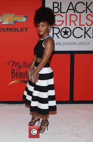 Janelle Monáe - A variety of stars were photographed as they arrived to the 'Black Girls Rock!' 2015 event which...