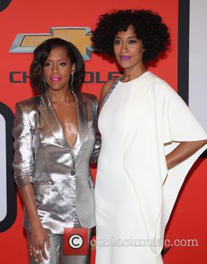 Regina King and Tracee Ellis Ross