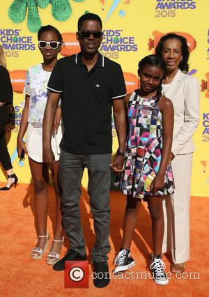 Chris Rock - A host of stars were snapped as they arrived for Nickelodeon's 28th Annual Kid's Choice Awards 2015...