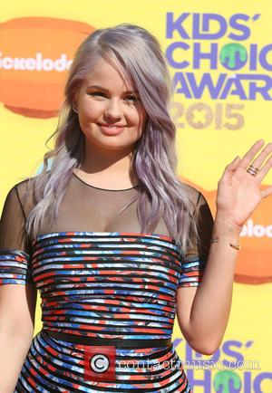 Debby Ryan - A host of stars were snapped as they arrived for Nickelodeon's 28th Annual Kid's Choice Awards 2015...