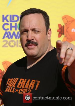 Kevin James - A host of stars were snapped as they arrived for Nickelodeon's 28th Annual Kid's Choice Awards 2015...