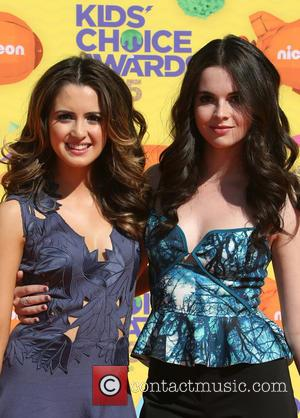 Laura Marano and Vanessa Marano