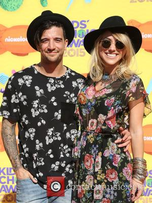 Mark Ballas and BC Jean - A host of stars were snapped as they arrived for Nickelodeon's 28th Annual Kid's...