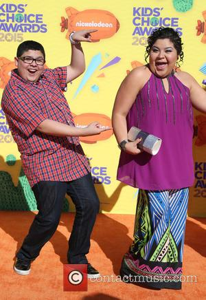 Rico Rodriguez and Raini Rodriguez - A host of stars were snapped as they arrived for Nickelodeon's 28th Annual Kid's...