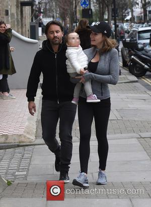 Tamara Ecclestone, Jay Rutland and Sophia Ecclestone - Tamara Ecclestone and husband Jay Rutland attend the opening of Tamara's new...