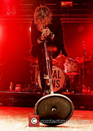 Jay Buchanan and Rival Sons