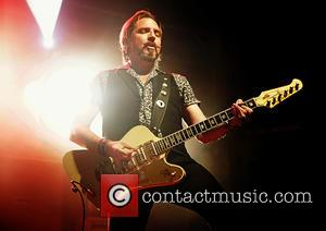 Scott Holliday and Rival Sons