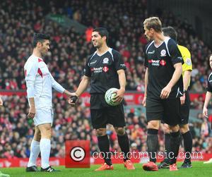 Luis Garcia, Fernando Torres and Luis Suarez