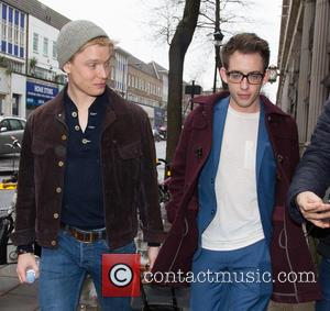 Kevin Mchale and Freddie Fox