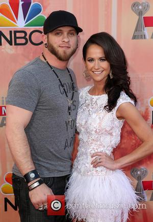 Brantley Gilbert and Amber Cochran